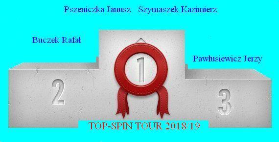 TOP-SPIN TOUR
